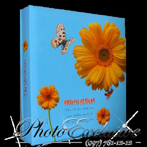 Фотоальбом 20маг. Бабочка цветок 15×21