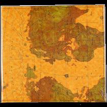 600 ф. Карта