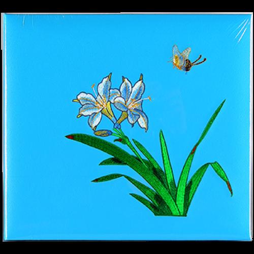 600 ф. Цветок
