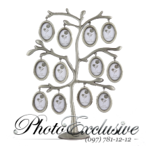 Родовое дерево 9476В, серебро