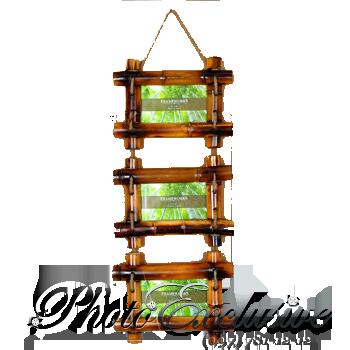 Бамбук 10×15 тройной