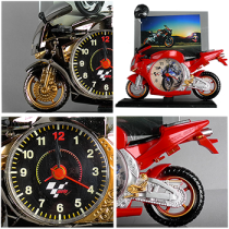 828 Мотоцикл с часами