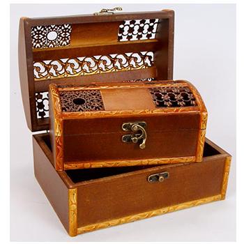 Набор деревянных шкатулок 405-195