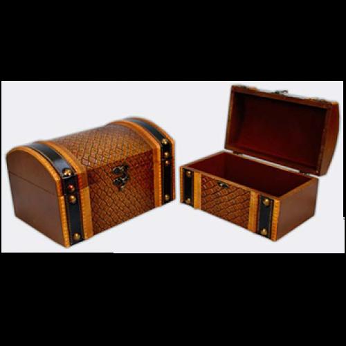 Набор деревянных шкатулок 405-121